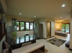modern townhouse for rent in bang rak koh samui (1)