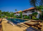 modern townhouse for rent in bang rak koh samui (10)