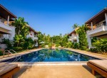 modern townhouse for rent in bang rak koh samui (11)