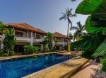 modern townhouse for rent in bang rak koh samui (19)