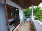 modern townhouse for rent in bang rak koh samui (5)