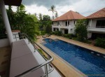 modern townhouse for rent in bang rak koh samui (8)